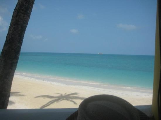 Sandals Grande Antigua Resort & Spa: view from ok corral at breakfast