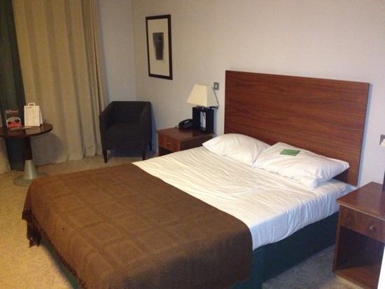 De Vere Staverton Estate: good for a decent night sleep
