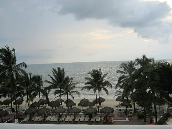Marival Resort & Suites: View from room