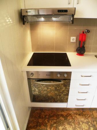 Morpheus Guest House: Cozinha