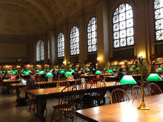 Copley Library - 11 Photos & 10 Reviews - Libraries - 5998 ...