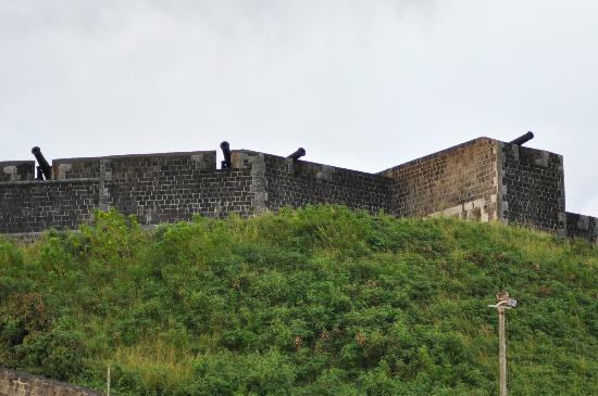 St. Kitts Marriott Resort & The Royal Beach Casino: Brimstone Fortress National Park