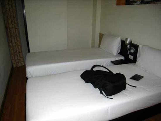 Citadines Sukhumvit 8 Bangkok: second bedroom