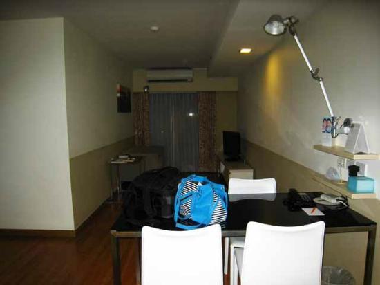 Citadines Sukhumvit 8 Bangkok: Lounge area