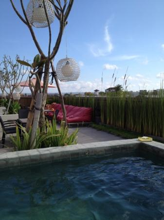 Jocs Boutique Hotel & Spa: great roof top