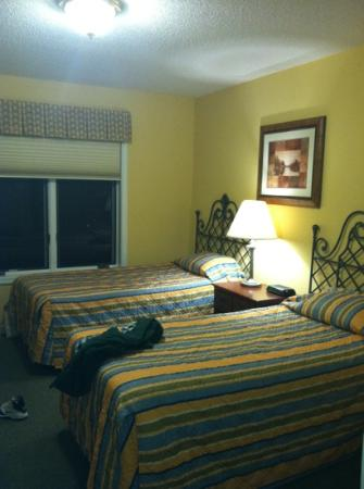 Massanutten Resort: summit second bedroom