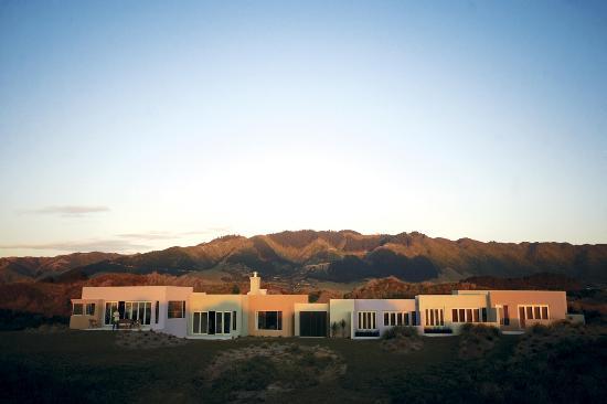 Sunset at Atahuri