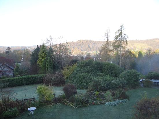 Lindeth Howe Country House Hotel: The View from The Potter Room