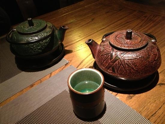 Palais de Chine: чай