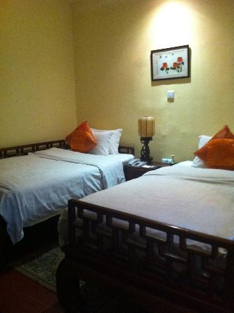 Beijing Sihe Courtyard Hotel: Hotel room
