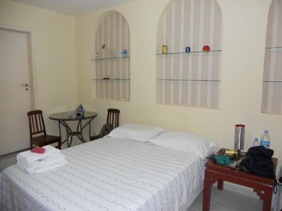Margarida's Pousada: Room (double bed)