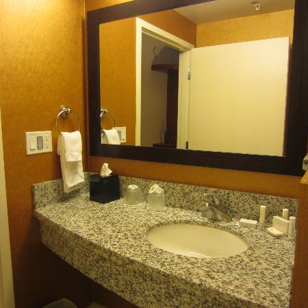 Courtyard Scottsdale Salt River : Bathroom