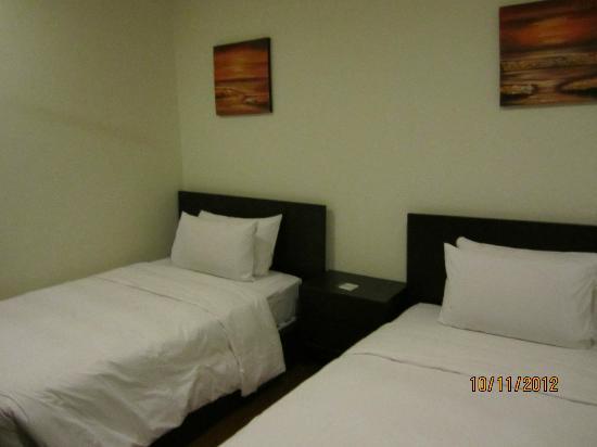 Nexus Resort & Spa Karambunai: 2nd bedroom