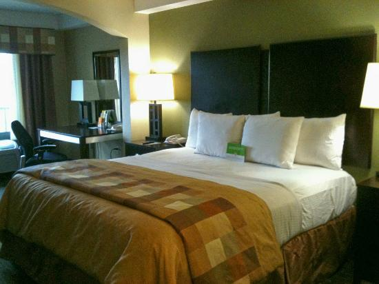 La Quinta Inn & Suites Hickory: king room