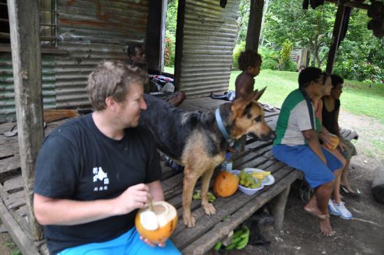 Naveria Heights Lodge Tours: Jungle hike
