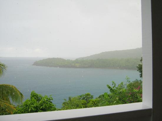 Ti Kaye Resort & Spa: Another porch view