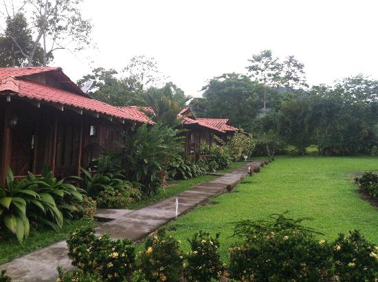 Hotel Rancho Cerro Azul: the other neighboring cabins