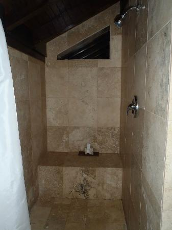 Renaissance St. Croix Carambola Beach Resort & Spa: beautiful shower area