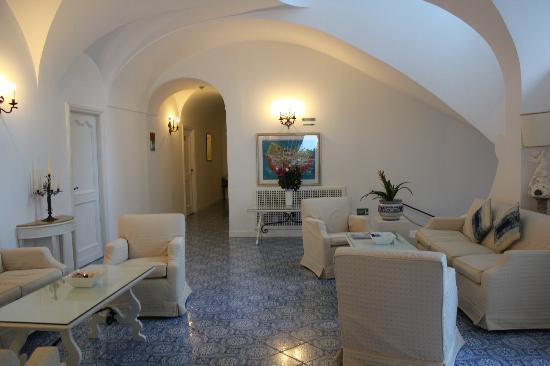 Hotel Villa Sanfelice: Lobby