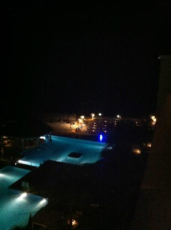 Iberostar Grand Rose Hall: pool at night