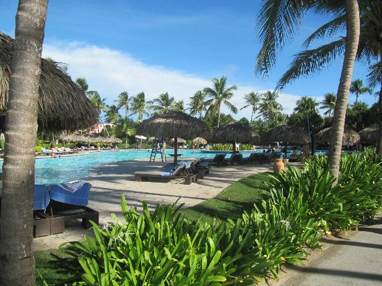 Club Med Punta Cana: Nice Pool area
