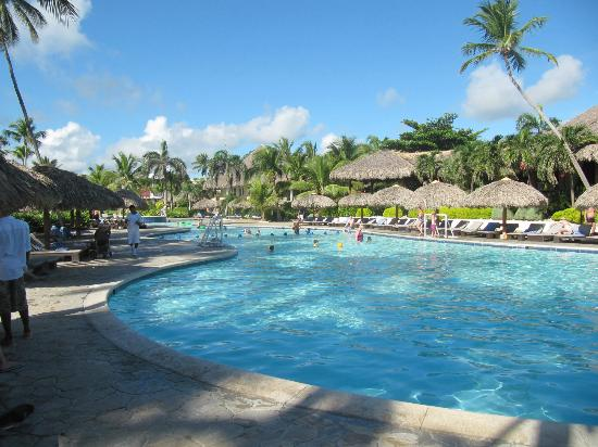 Club Med Punta Cana: Main pool area