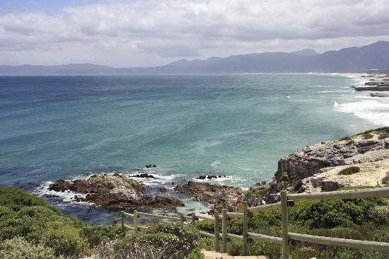 Grootbos Private Nature Reserve: View of Walker Bay