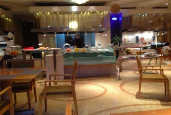 Jinling Jiangnan Hotel Changzhou : ビュッフェ