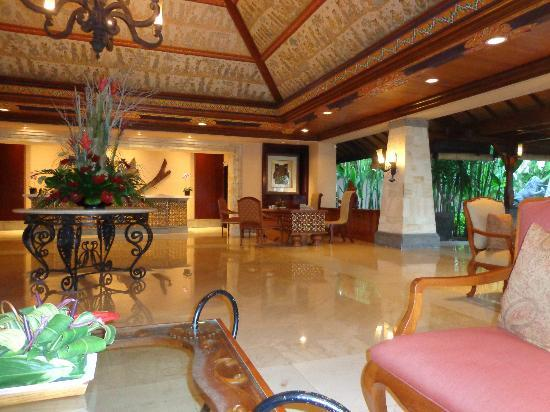 AYANA Resort and Spa: Lobby
