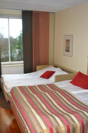 Original Sokos Hotel Vaakuna: Семейный номер (2взрослых +2детей)
