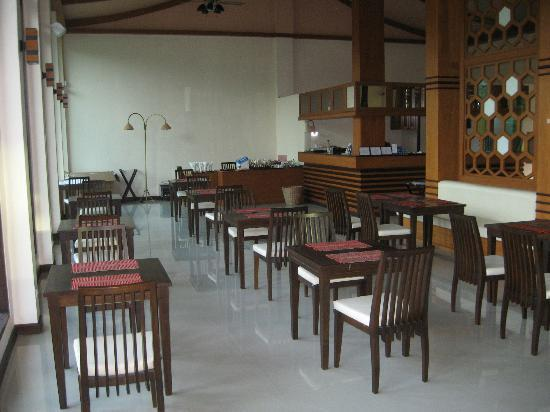 Aonang Phu Petra Resort, Krabi: Restaurant