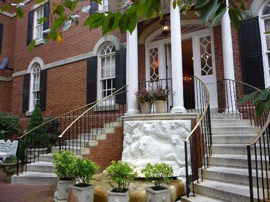 Morrison House, a Kimpton Hotel: Exterior