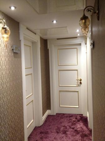 Katelya Hotel : couloir 2ème étage