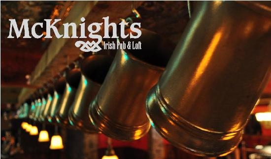 McKnights Irish Pub & Loft