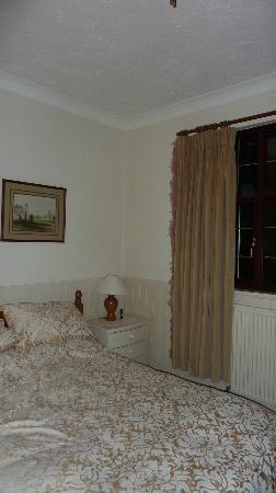 Arden House Bed & Breakfast Bexhill: Comfortable bed