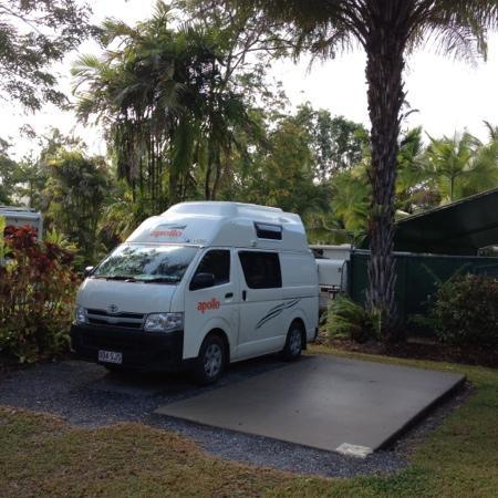 BIG4 Port Douglas Glengarry Holiday Park: powered site