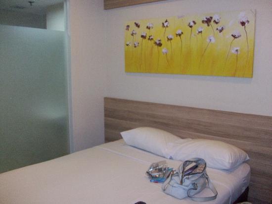 Hotel 81 Dickson: Das Zimmer