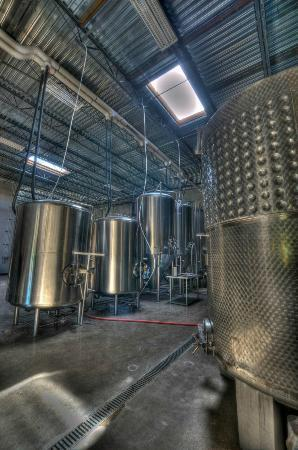 2 Towns Ciderhouse: Tank alley!