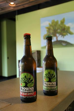 2 Towns Ciderhouse: Our flagship ciders