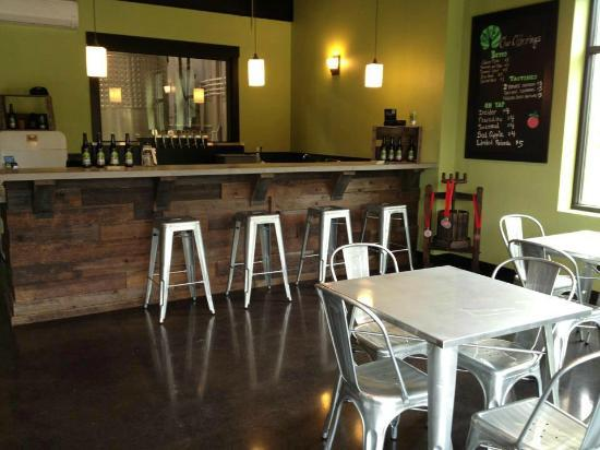 2 Towns Ciderhouse: The Tap Room