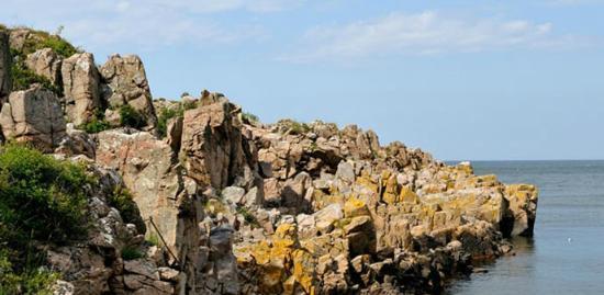 Bornholm Visitor Centre : Enjoy the beautiful rocks of Bornholm