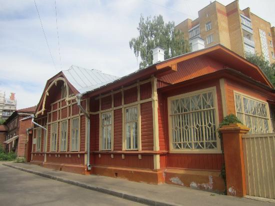 Дом-музей Академиков А.Е. и Б.А. Арбузовых