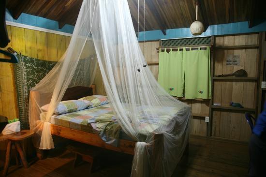Posada Andrea Cristina: Our cabin inside