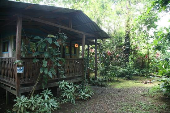 Posada Andrea Cristina: Our cabin