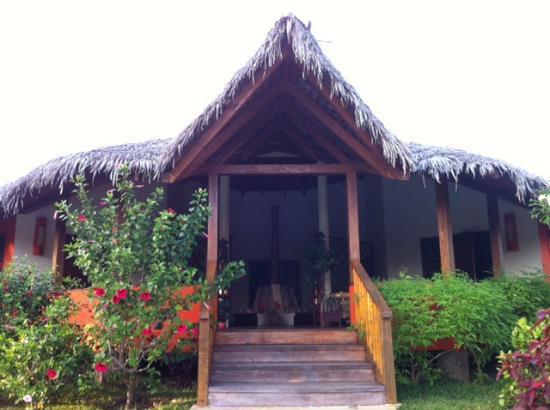 Loharano Hotel: il nostro bungalow/veranda