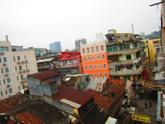 Ko Wah Hotel: View from hotel room