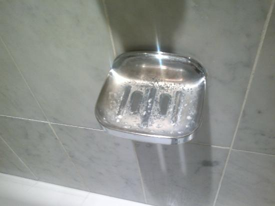 Park Lane Mews Hotel: Soap holder
