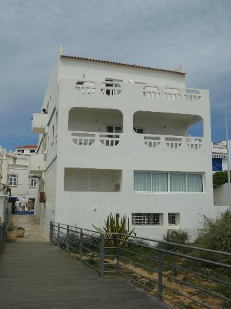 Hotel Frentomar : Hotel building