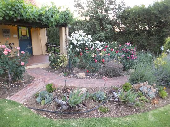 Villa Tarentaal: Gardens