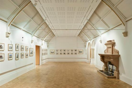 Maidstone Museum: Great new exhibition spaces